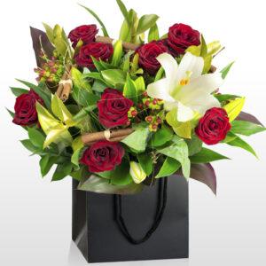 Cappenberg - Valentine's Flowers - Valentine's Day Flowers - Valentine's Flower Delivery - Valentine's Bouquet - Red Roses