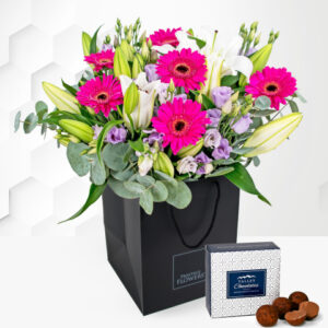 Exquisite - Free Chocs - Flower Delivery - Next Day Flower Delivery - Flowers - Luxury Flowers