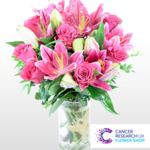 Rose and Lily - Free Chocs - Flower Delivery - Next Day Flower Delivery - Next Day Flowers - Send Flowers - Flowers By Post