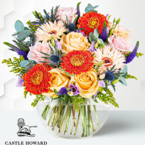 The Vanbrugh - Castle Howard Flowers - Flower Delivery - Send Flowers - Flowers By Post - Next Day Flowers